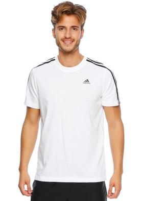 Adidas Essential 3 Stripes T-Shirt