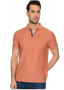 Wrangler S/S Refined Polo T-Shirt