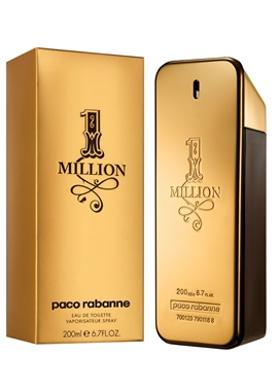Paco Rabanne 1 Million Edt 200 ml Parfüm