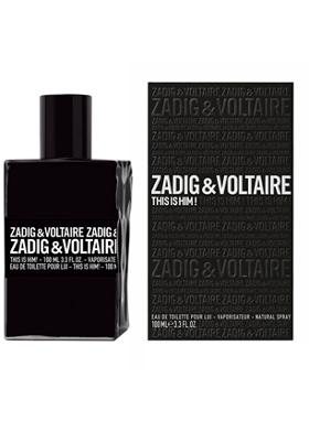 ZADIG & VOLTAIRE This Is Him! Edt 100 ml Erkek Parfüm