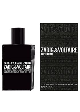 ZADIG & VOLTAIRE This Is Him! Edt 50 ml Erkek Parfüm