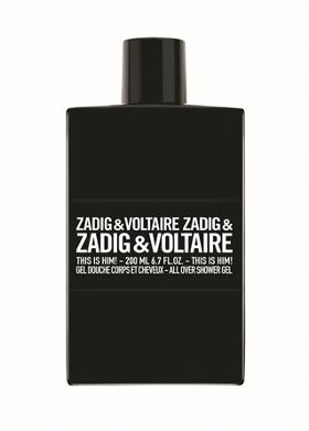 ZADIG & VOLTAIRE This Is Him! 200 ml Erkek Parfüm Duş Jeli