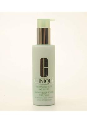 Clinique Liquid Facial Soap Extra Mild 200 ml Sabun Temizleyici