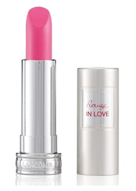 Lancome Rouge İn Love 343B Fall in Rose Ruj
