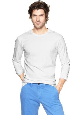 Gap The Essential Bisiklet Yaka T-shirt
