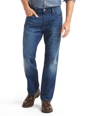 Gap 1969 standard fit jean pantolon