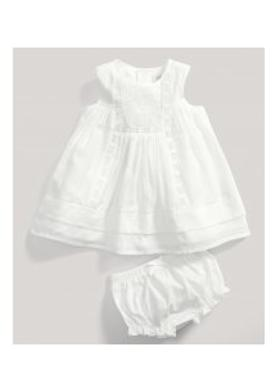 Mamas Papas M&P Embroıdred Dress Kız