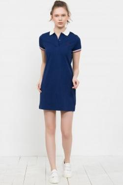 Fred Perry Lacivert Elbise