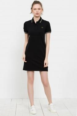 Fred Perry Siyah Elbise