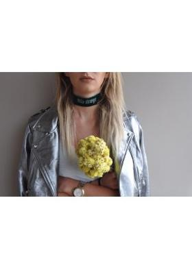 Fineapple Green Hello Stranger Choker