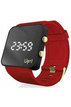 Up! Watch Upwatch Gblack&red Unisex Kol Saati