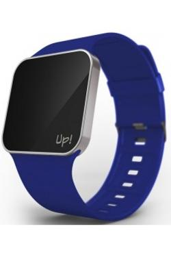 Up! Watch Upgrade Silver & Blue