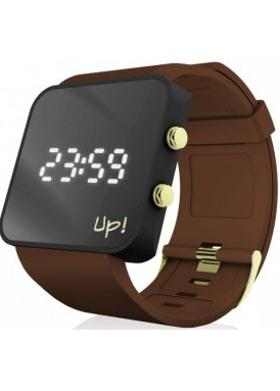 Up! Watch Upwatch Gblack&brown Unisex Kol Saati