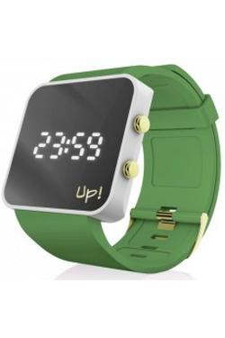 Up! Watch Upwatch Gwhite&green Unisex Kol Saati
