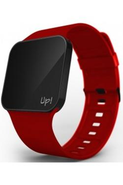 Up! Watch Upgrade Black & Red