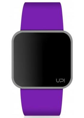 Up! Watch Upwatch Touch Silver&purple