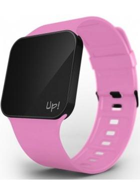 Up! Watch Upgrade Black & Pink