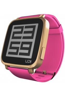 Up! Watch Up! Smart Gold&Pink