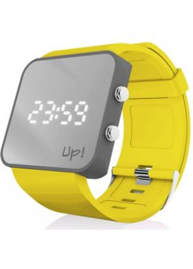 Up! Watch Upwatch Grey&yellow Unisex Kol Saati