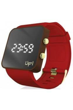 Up! Watch Upwatch Gbrown&red Unisex Kol Saati