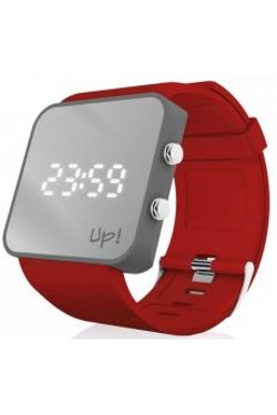 Up! Watch Upwatch Grey&red Unisex Kol Saati