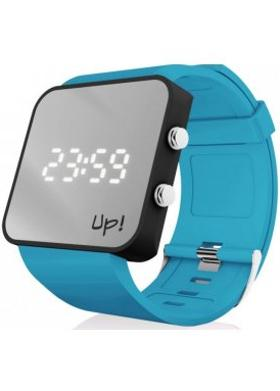Up! Watch Upwatch Black&turquoise Unisex Kol Saati