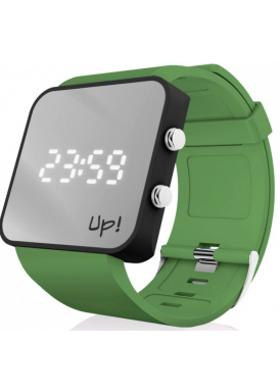 Up! Watch Upwatch Black&green Unisex Kol Saati