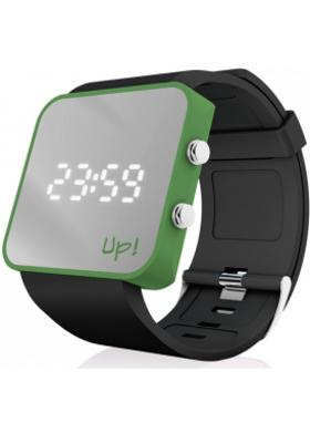 Up! Watch Upwatch Green&black Unisex Kol Saati