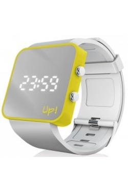 Up! Watch Upwatch Yellow&white Unisex Kol Saati