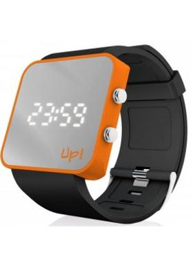 Up! Watch Upwatch Orange&black Unisex Kol Saati