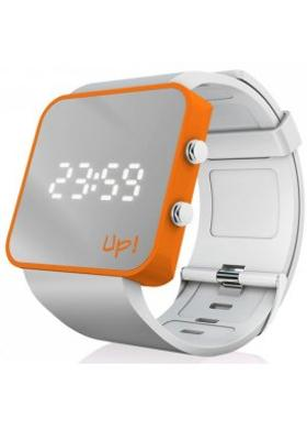 Up! Watch Upwatch Orange&white Unisex Kol Saati
