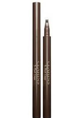 Clarins CLR 3-Dot Liner 02 Brown