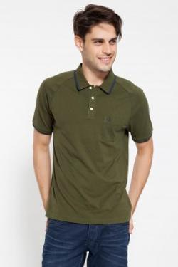 FashionKiller An Original Penguin 55 Polo Riffle Green Tişört