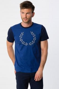 Fred Perry Two Tone Laurel Wreath Tişört