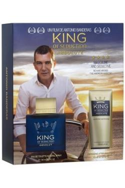Antonio Banderas King Of Seduction Absolute Edt 100Ml+A.Balsam Parfüm Seti