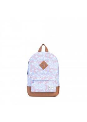 Herschel Heritage Kids-Meadow/Tan Synthetic Leather