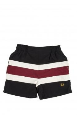 Fred Perry 151 Bomber Stripe Swimshort SY6204