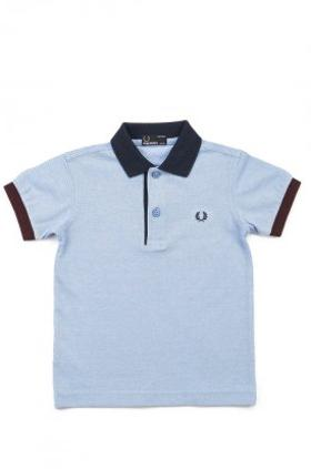 Fred Perry Colour Block Polo