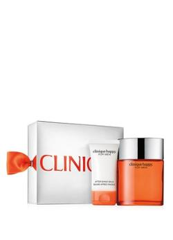 Clinique Happy For Men EDT 100 ml & Tıraş Sonrası Balm 50 ml