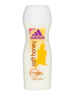 Adidas Soft Honey 250Ml Bayan Shower Gel
