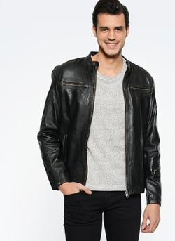 Jack & Jones Biker Deri Mont
