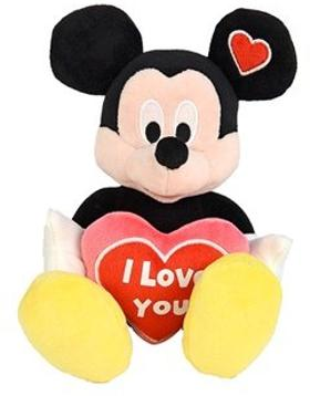 Disney Disney ILYM Mickey Valentine I Love You 25cm