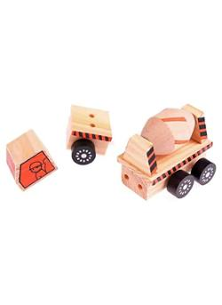 Hobby Toys Wooden Machineshop Truck