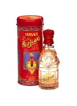 Versace Versace Red Jeans Bayan Edt75Ml