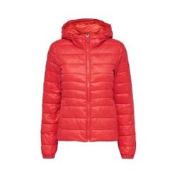 Only Mont Onltahoe Contrast Hooded 15118836-RED