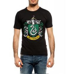 Köstebek Harry Potter - Slytherin Erkek (Unisex) T-Shirt