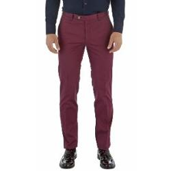 Sarar Interview Sarar Como 900 19B Wash Bordo Kanvas Pantolon