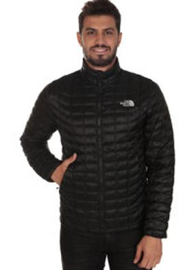 The North Face Thermoball Erkek Mont | Siyah