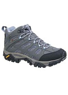 Merrell Moab Mid Gore-Tex Women's - Grey-Periwinkle