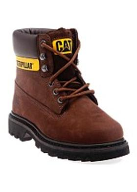 Caterpillar Colorado Kadın Bot - Chocolate (Nubuk)